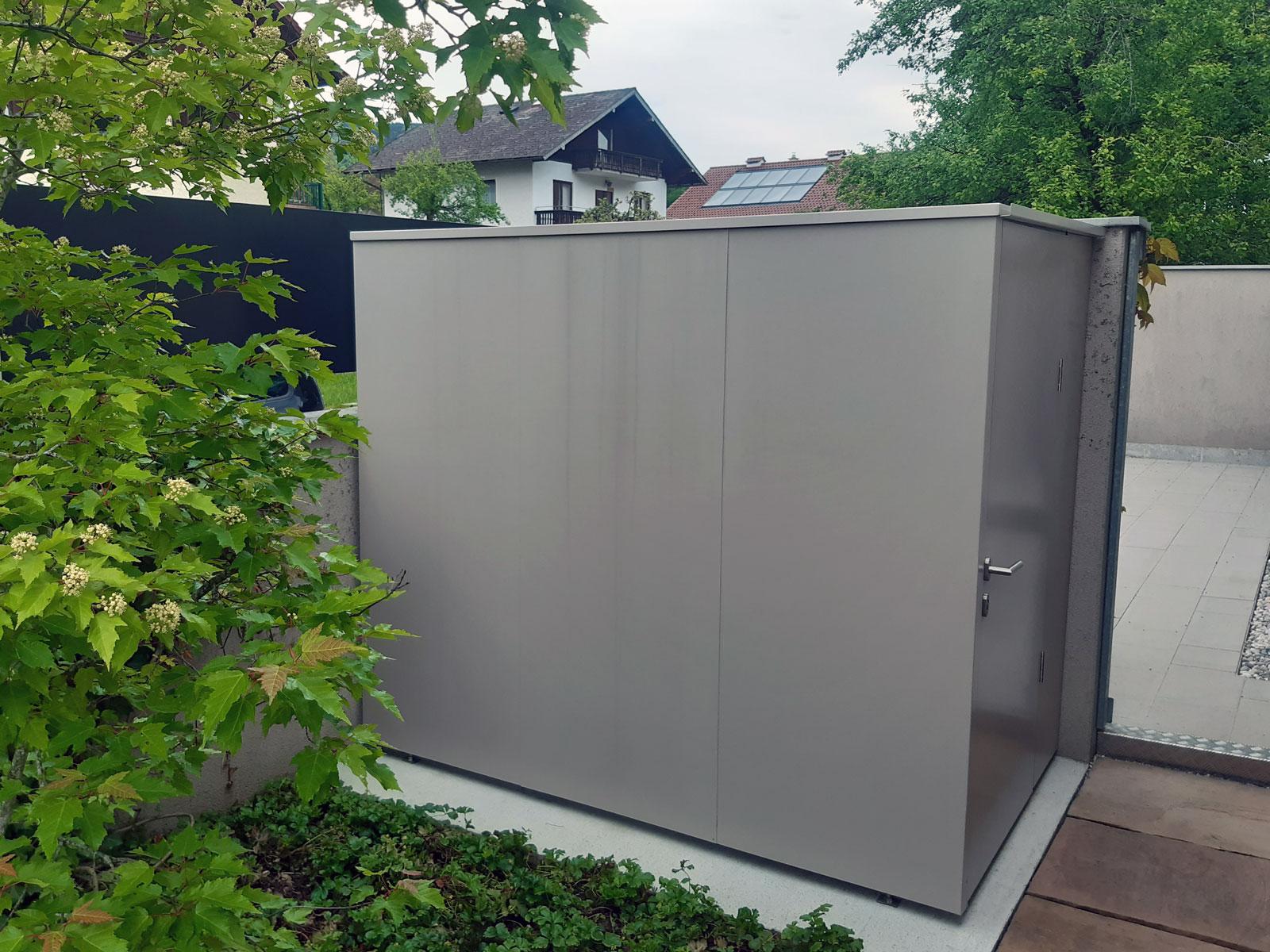 Bild Gartencontainer